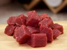 Carne fresca e carne locale